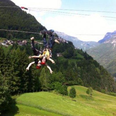 Hotel Garni La Stua - Parchi avventura per tutta la famiglia